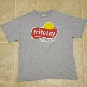 Delta Pro Weight | Frito Lay Graphic T-shirt | XL